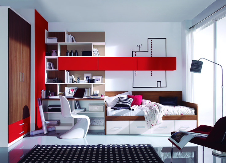 tendencias para este ao en dormitorios juveniles minimalismo espacio tonos