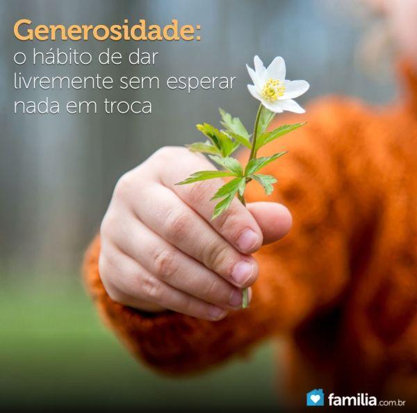 Retribuição: Cultivando famílias generosas