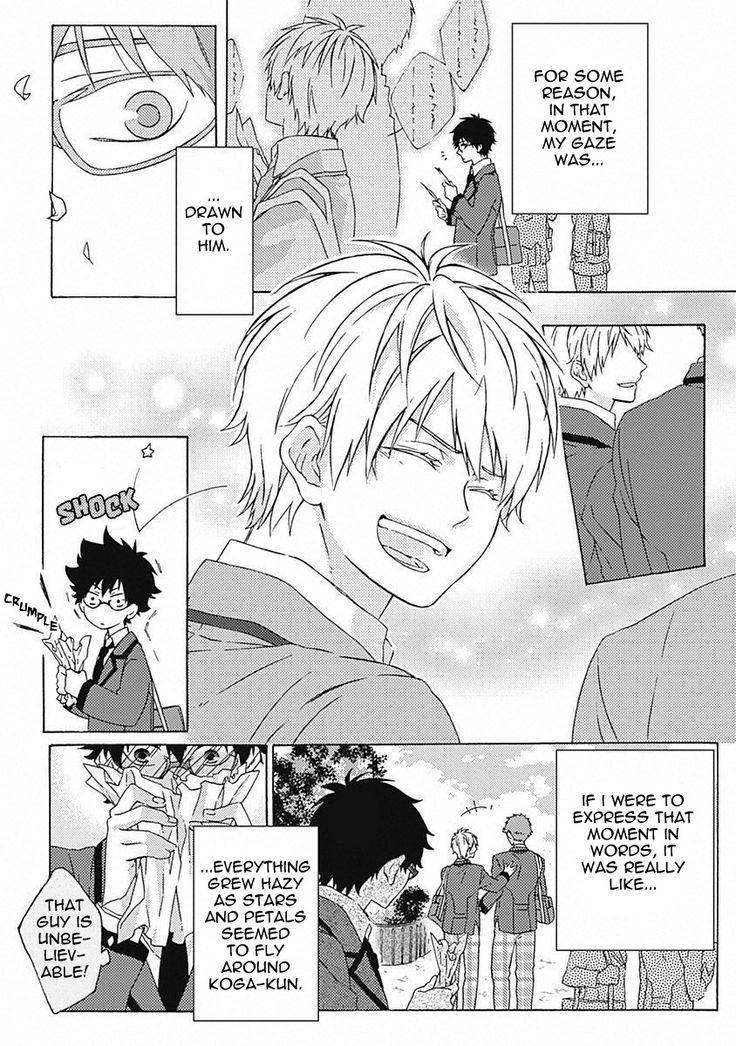 [HIWATARI Haruki] Yamete Kudasai, Mabushii Desu (c.01) [Eng] - My Reading Manga