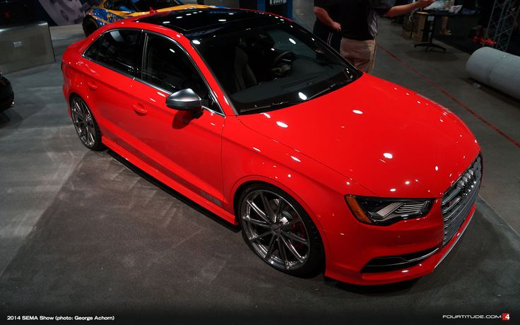 Audi A3 Sedan Custom >> Audi S3 Sedan by H&R | Audi | Pinterest | Sexy, Cars and Mondays