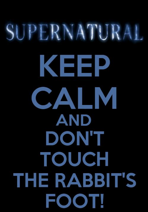 supernatural keep calm - Google Search
