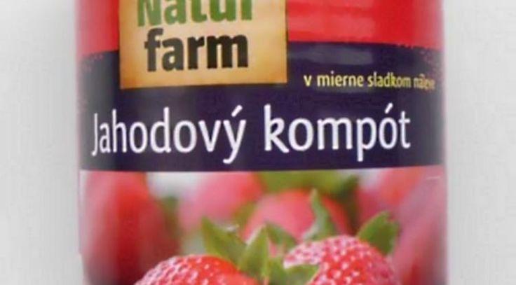 Prifarbené čínske jahody pod slovenskou značkou sťahujú z obchodov | Gazduj.sk