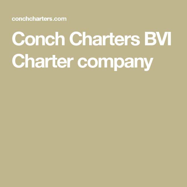Conch Charters BVI Charter company