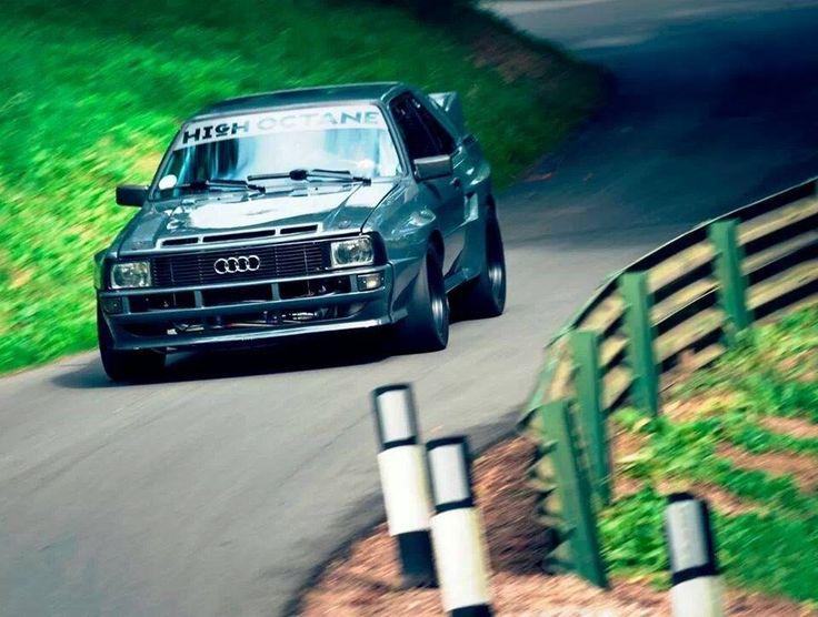 Audi S2-Quattro