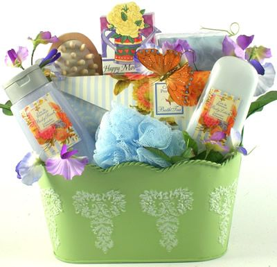 38 best easter baskets with a spa twist images on pinterest dressing your easter basket negle Image collections
