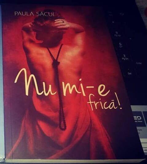Nu mi-e frică! de Paula Săcui este prima carte a jurnalistei şi a fost scrisă în paisprezece zile şi paisprezece nopţi. La prima vedere pare interesantă.