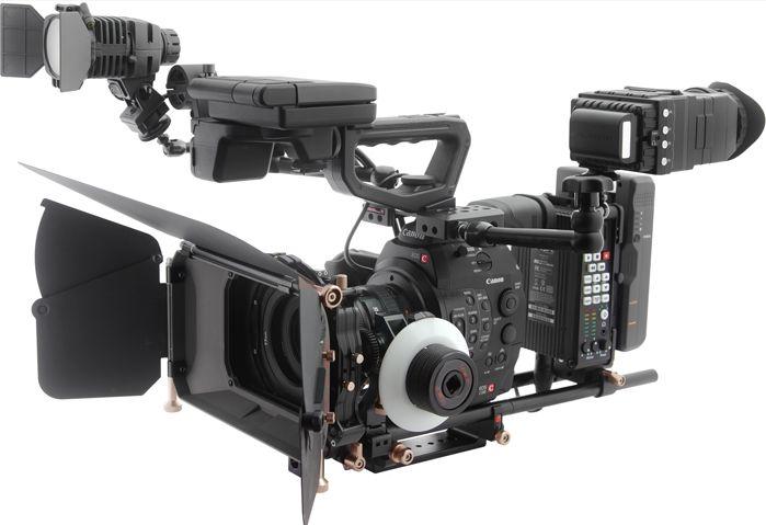 Genustech Add Canon C100 C300 C500 Accessories:
