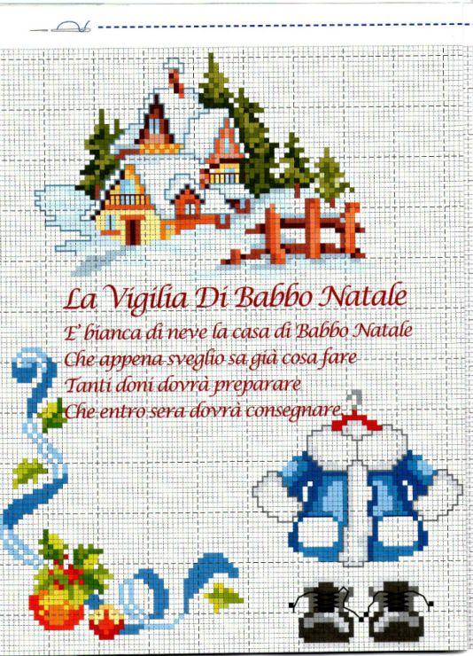 Exceptionnel 311 best Haft krzyżykowy - Christmas images on Pinterest  XV43