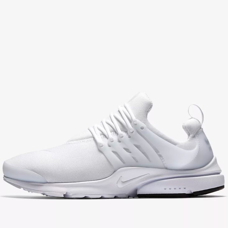 1b5bfa638289f NEW Nike Air Presto Essential Sneaker Triple White Shoes 848187-100 MENS  SIZE 10