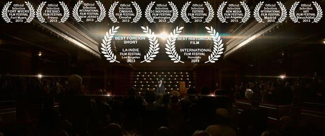 TRAINED, History/Mystery, 15min - Switzerland Directed by Anthony Jerjen   Taglines: The power of the mind has no limits.   http://www.wildsoundfestival.com/trained.html