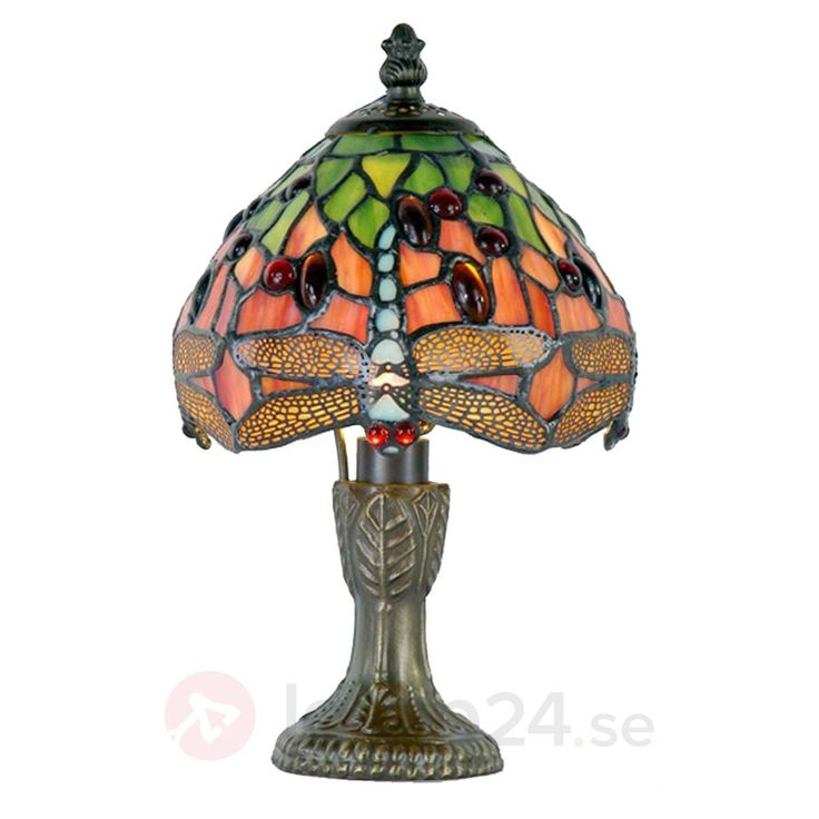 Omsorgsfullt utformad bordslampa Fairytale 24 cm 6064010