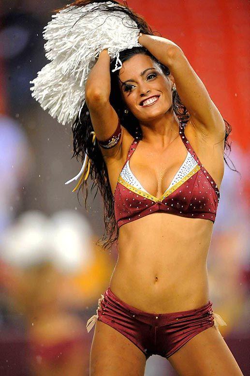 Washington Redskins | Cheerleaders NFL | Redskins ...