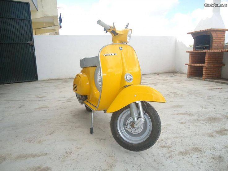 Vespa 50S - à venda - Motos & Scooters, Leiria - CustoJusto.pt
