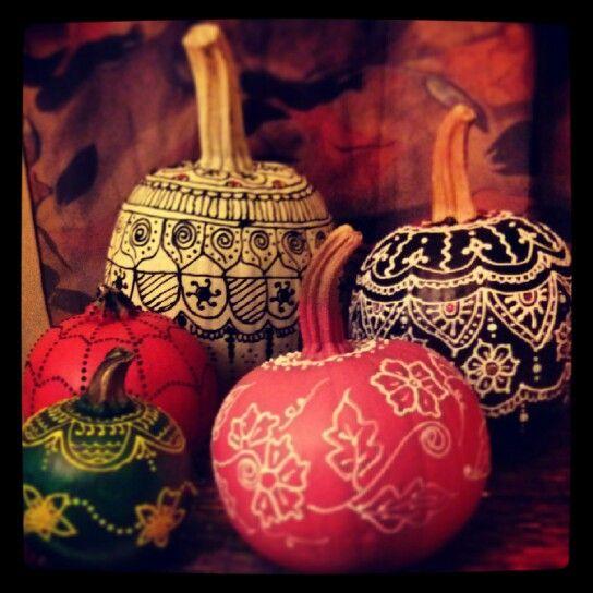 Fall Henna Designs: 8 Best Henna Pumpkins Images On Pinterest