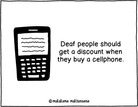 40 Best Deaf/Hard Of Hearing Humor Images On Pinterest