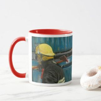 Coffee cup accomplished Duty Mug