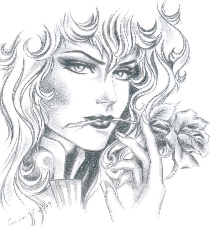 The Rose Of Versailles Episode 40: 13 Best Coloriages Lady Oscar Images On Pinterest