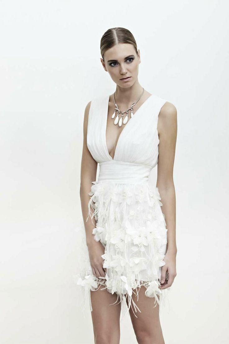 Turkish Fashion Designer Debuts Summer Collection at Paris Couture Week