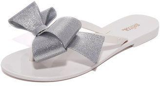 Melissa Harmonic Bow III Flip Flops - $55.00