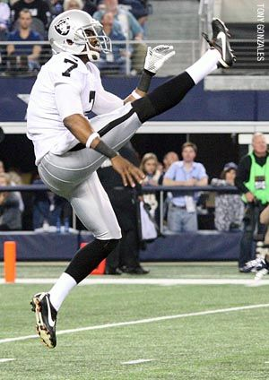Oakland Raider Images - Marquette King