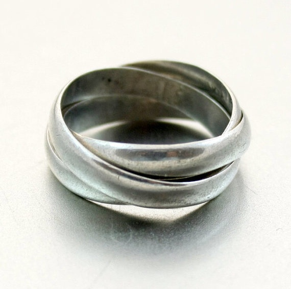 In the making.... my Russian Wedding Ring
