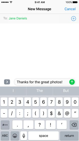 Gestures - Interaction - iOS Human Interface Guidelines