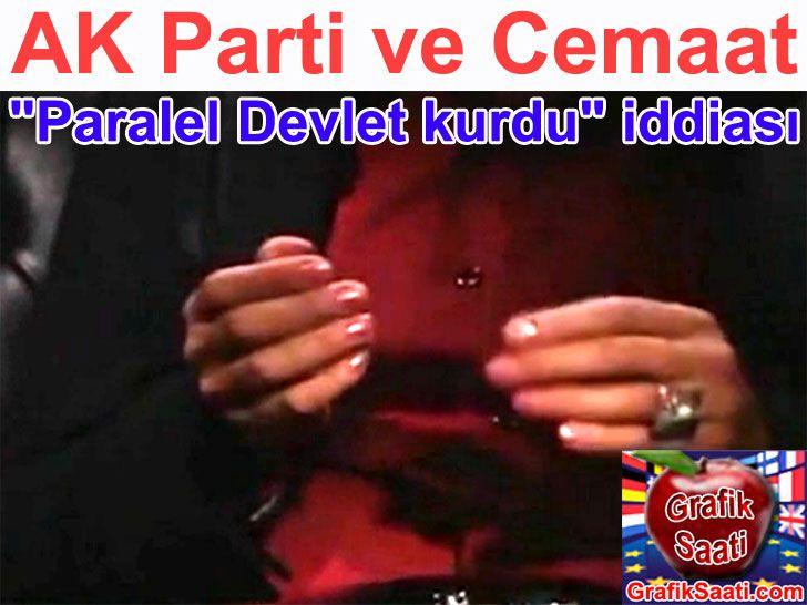 "BDP Eşbaşkanı Selahattin Demirtaş: ""AK Parti ve Cemaat paralel devlet kurdu"" - AKP Fettullah Gülen Turkey politics"