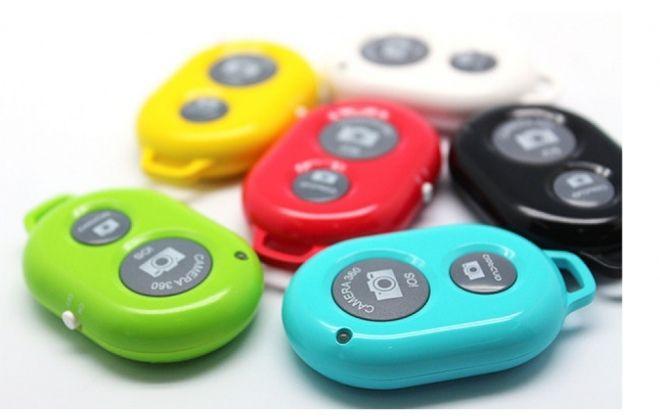 Cupón de Descuento 64% de descuento en Disparador Automático Bluetooth