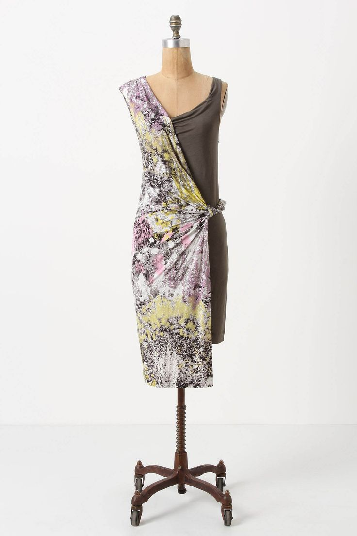 snagged it!! Crushed Chroma Dress - Anthropologie.com