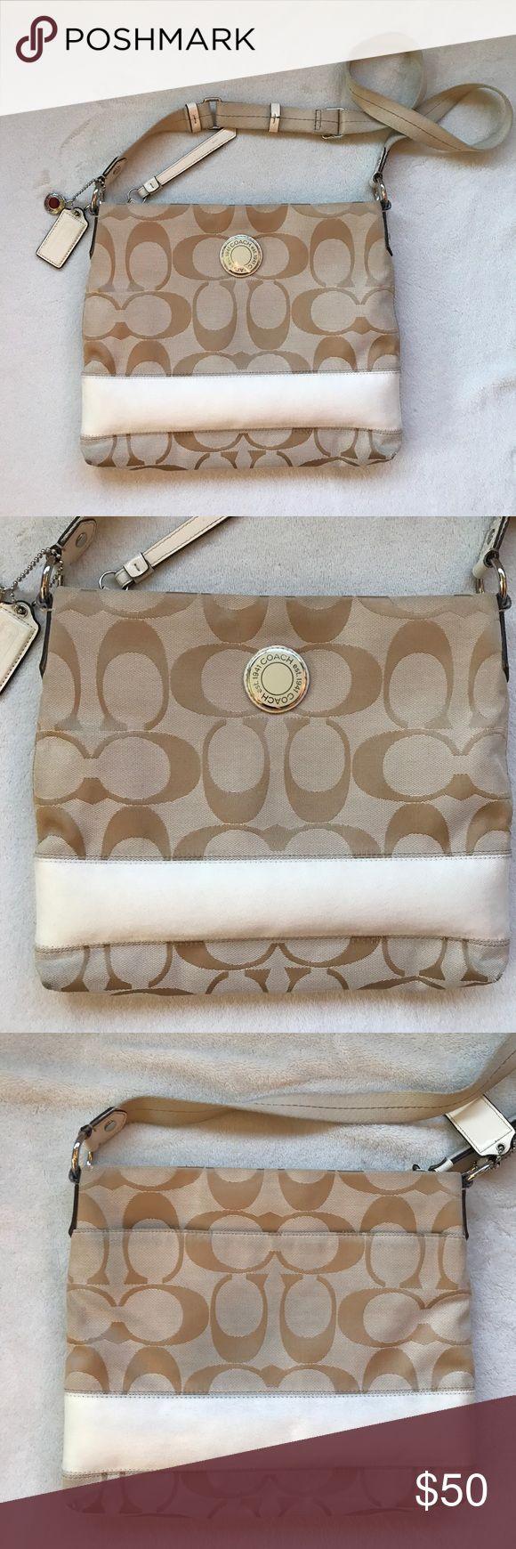 5263ed4388 ... low price authentic coach coach purse coach bags and size 10 coach  canvas crossbody c7395 d4819