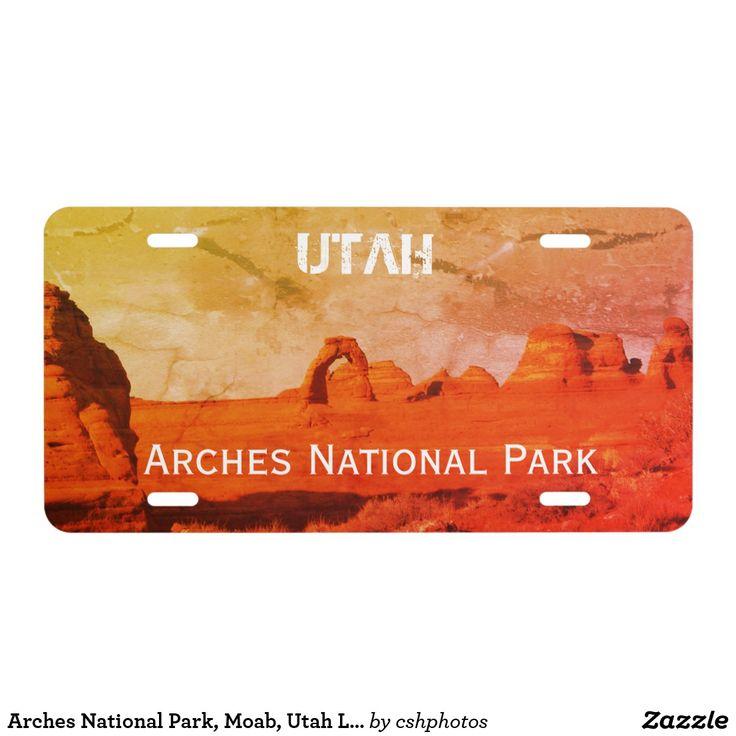 Arches National Park, Moab, Utah Landscape