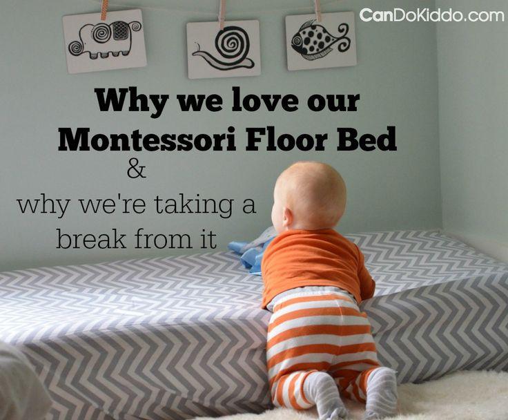 A Montessori Floor Bed And Baby Sleep Problems Sleep