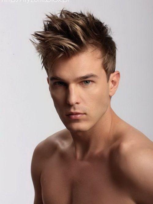 Phenomenal 1000 Ideas About Mens Hairstyles 2014 On Pinterest Short Hair Short Hairstyles Gunalazisus