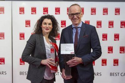 """Βραβεία για το Opel ADAM και το IntelliLux LED® Matrix Light του Νέου Astra στο Θεσμό """"Best Cars 2016"""""""