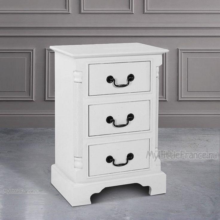 Тумбочка Ophelia - Тумбочки - Спальня - Мебель по комнатам My Little France