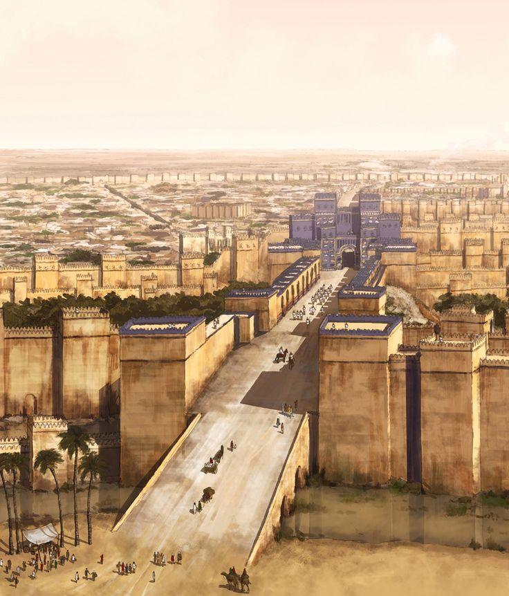 Babilonia, asombrosa historia de una ciudad y un imperio - Taringa!