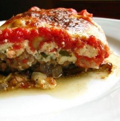 Cucina greca: la moussaka