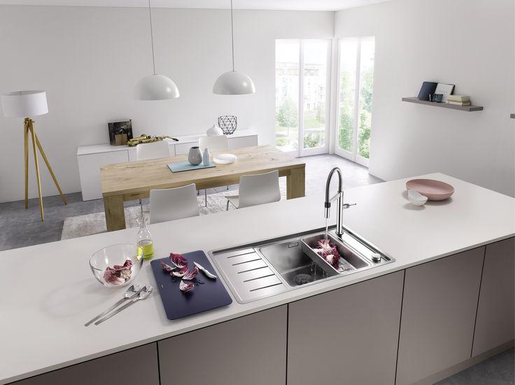 41 besten Küchenspülen \ Armaturen Bilder auf Pinterest - wasserhahn für küchenspüle