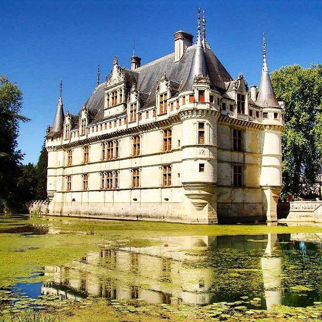 17 best images about francia chateau d azay le rideau on salamanders 16th century