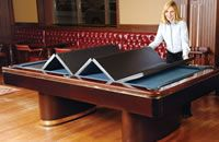 Fitted Convertible Pool Table Top Insert