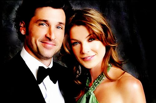 ellen pompeo and patrick dempsey tumblr | ... Patrick is my partner, my confidant and my friend'' - Ellen Pompeo