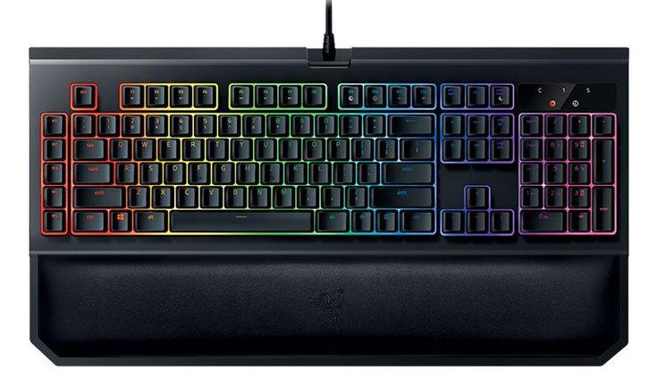 Razer BlackWidow Chroma v2 mechanische gaming toetsenbord