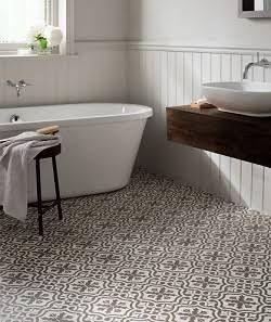 Image result for edwardian bathroom floor tile