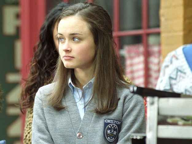 "The Chilton Classic | The Definitive Ranking Of Rory's Hairstyles On ""Gilmore Girls"""