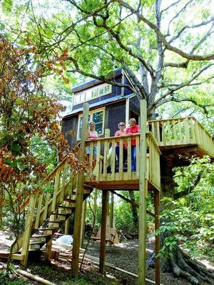 Tree House   Shawnee National Park