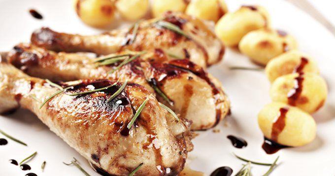 Cuisine au balsamique