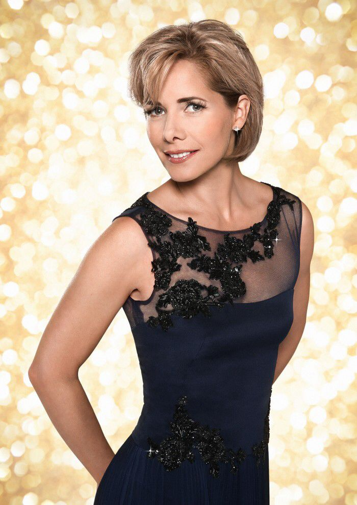 Darcy Bussell, judge, Strictly Come Dancing 2014