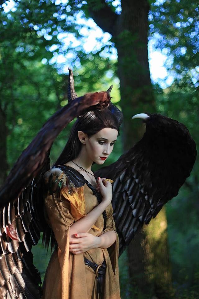 True Love's Kiss Doesn't Exist by nomokis.deviantart.com on @DeviantArt - Maleficent cosplay