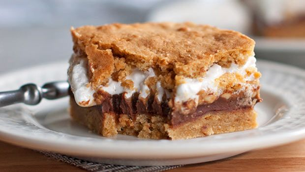 Peanut Butter S'mores Bars and 10 more recipes