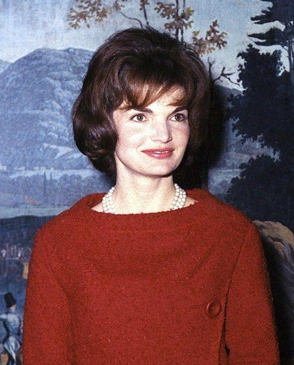 Jacqueline Kennedy Onassis – Wikipédia, a enciclopédia livre